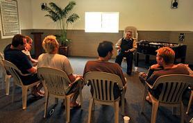 Drug rehab group