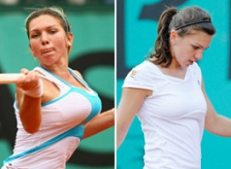 Simona Halep before and after breast reduction