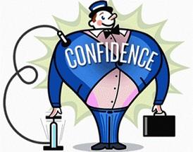confidence balloon
