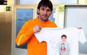 Lionel Messi and growth hormone deficiency