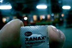 Xanax dose