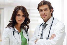 male or female gynecologist