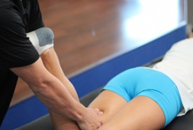 massage for hamstring strain