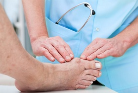hammertoe inspection