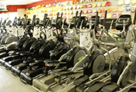 second hand treadmills and ellipticals